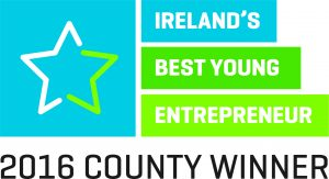 Ireland's Best Young Entrepreneur 2016 County Winner